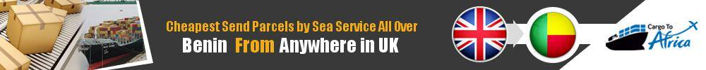 Ship Parcels to Benin by Sea Cargo