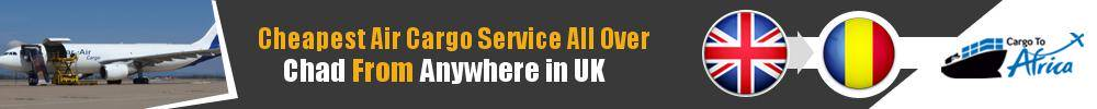 Send Cargo to Anywhere in Chad from Anywhere in UK