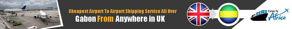 Send Cargo to Any Airport in Gabon from Any UK Airport