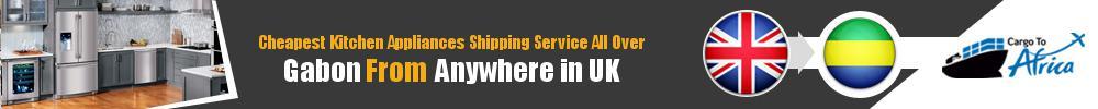 Send Kitchen Appliances to Gabon from UK
