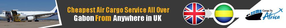 Send Cargo to Anywhere in Gabon from Anywhere in UK