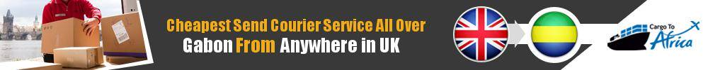 Send Courier to Gabon from UK