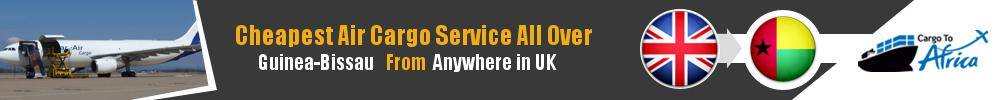 Send Cargo to Anywhere in Guinea-Bissau from Anywhere in UK
