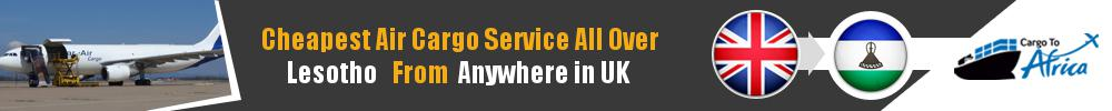 Send Cargo to Anywhere in Lesotho from Anywhere in UK