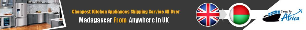 Send Kitchen Appliances to Madagascar from UK