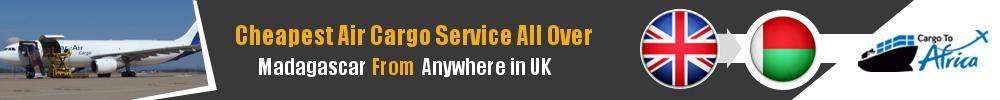 Send Cargo to Anywhere in Madagascar from Anywhere in UK