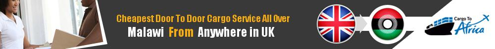 Send Sea Cargo to All Over Malawi from Any UK Port