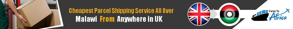 Cheapest Parcel Shipping to Malawi from UK