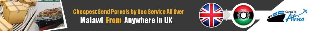 Ship Parcels to Malawi by Sea Cargo