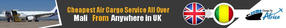 Send Cargo to Anywhere in Mali from Anywhere in UK