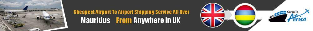 Send Cargo to Any Airport in Mauritius from Any UK Airport