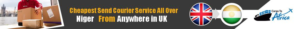 Send Courier to Niger from UK