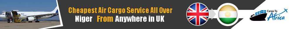 Send Cargo to Anywhere in Niger from Anywhere in UK