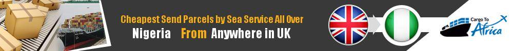 Ship Parcels to Nigeria by Sea Cargo