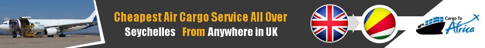 Send Cargo to Anywhere in Seychelles from Anywhere in UK