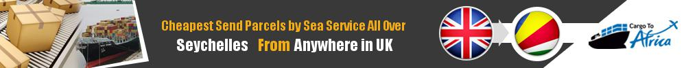 Ship Parcels to Seychelles by Sea Cargo