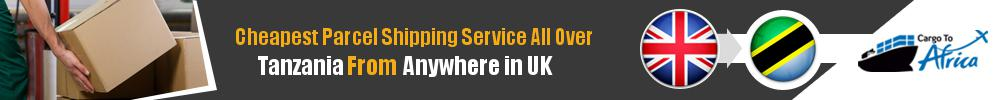 Cheapest Parcel Shipping to Tanzania from UK
