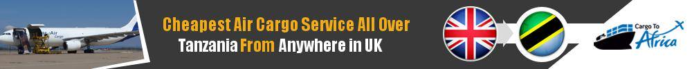 Send Cargo to Anywhere in Tanzania from Anywhere in UK