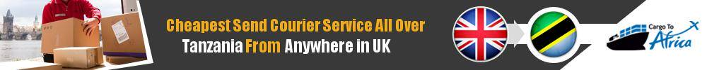 Send Courier to Tanzania from UK