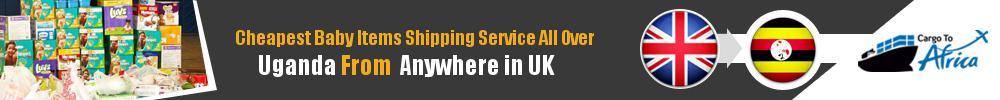 Send Baby Items to Uganda from UK
