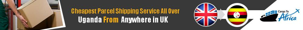 Cheapest Parcel Shipping to Uganda from UK