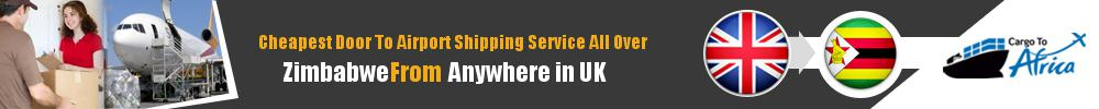 Send Cargo to Any Airport in Zimbabwe from Your Door in UK