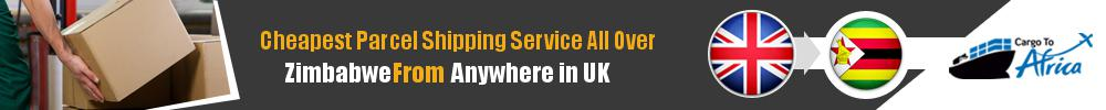 Cheapest Parcel Shipping to Zimbabwe from UK