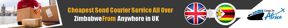 Send Courier to Zimbabwe from UK