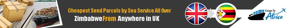Ship Parcels to Zimbabwe by Sea Cargo