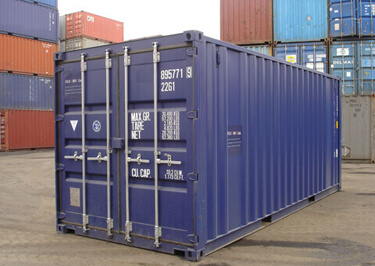 20 Ft  Container Shipping to Ethiopia