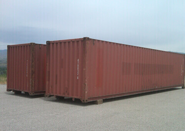40 Ft  Container Shipping to Africa