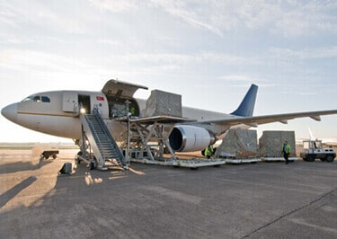 Air Cargo from Nottingham to Africa