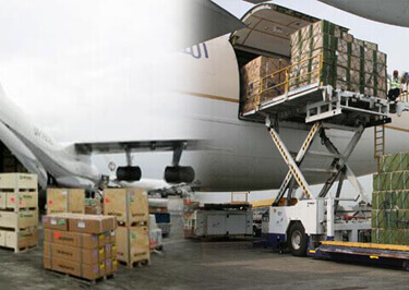 Airport To Airport Shipping to Africa