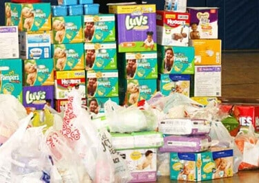 Baby Items Shipping from Newcastle to Africa