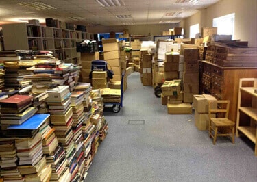 Books Shipping from Slough to Africa