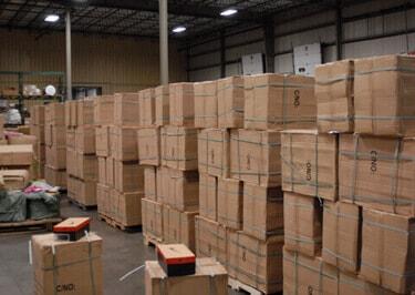 Boxes Shipping to Liberia
