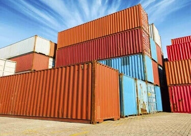 Container Shipping to Ghana