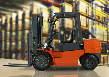 Forklifts Shipping to Guinea-Bissau