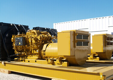 Generators Shipping to Africa