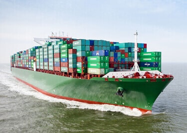 Sea Cargo to Benin