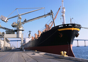 Sea Freight Forwarding to Africa