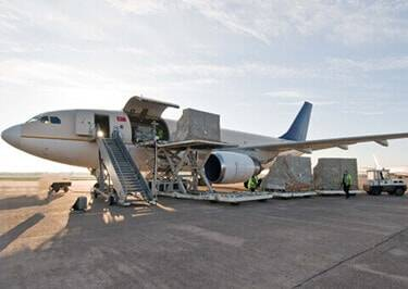 Air Cargo to Democratic Republic of the Congo