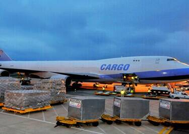 Air Freight Forwarding to Melilla