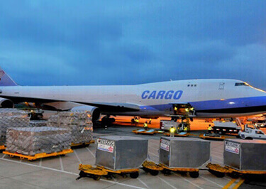 Air Freight Forwarding to Mali