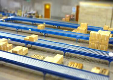 Conveyer Belts Shipping to Algeria