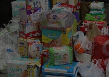 Diapers Shipping to Saint Helena