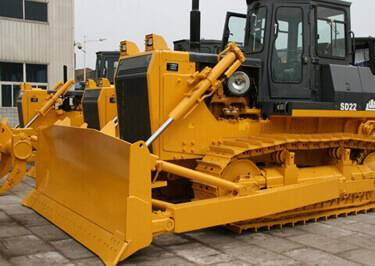 Dozers Shipping to Melilla