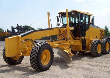 Graders Shipping to Algeria