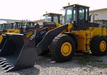 Loaders Shipping to Algeria