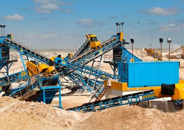 Mining & Quarry Equipment Shipping to Algeria